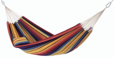 Barbados Hammock, Brazilian Style Hammock by Byer of Maine - Rainbow