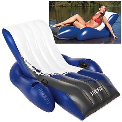 Intex Floating Recliner Inflatable Lounge