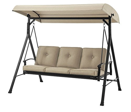 Mainstay 3 Seat Porch & Patio Swing