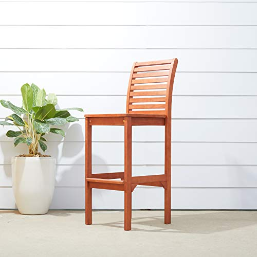 Vifah Malibu Outdoor Bar Chair
