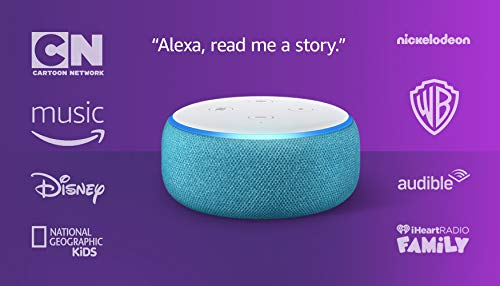 Echo Dot (3rd Gen) Kids Edition: Blue
