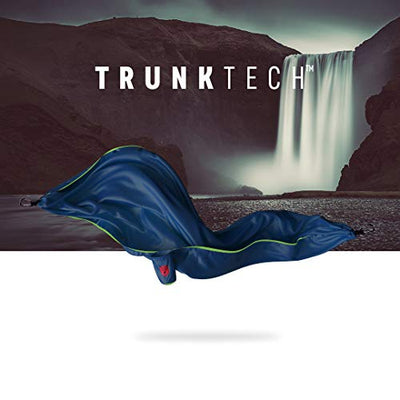 Grand Trunk TrunkTech Double Hammock: Navy/Green