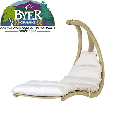 BYER OF MAINE, Globo Chaise Lounger