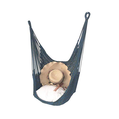 Macarme Hammock Chair Hanging Rope Swing