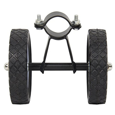 Best Choice Products Mobile Hammock Dolly Wheel Kit- Black