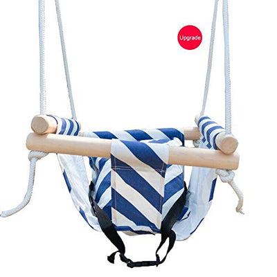 Infant to Toddler Swing for Indoor and Outdoor Include Safety Belt