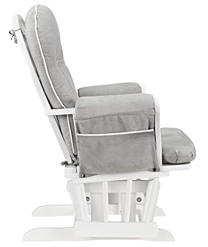 Angel Line Celine Glider and Ottoman