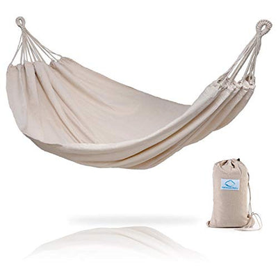 Hammock Sky Brazilian Double Hammock: Natural