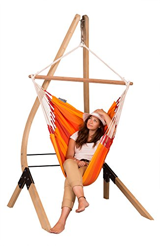 Cotton Hammock Chairs by La Siesta