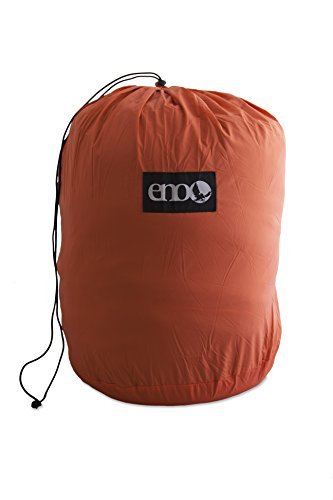 ENO Hammocks Vulcan Underquilt | Orange/Charcoal
