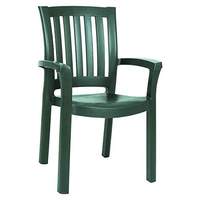 Compamia Sunshine Resin Arm Chair in Green