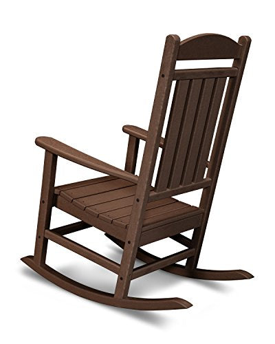 Presidential Outdoor Rocking Chair: Mahogany