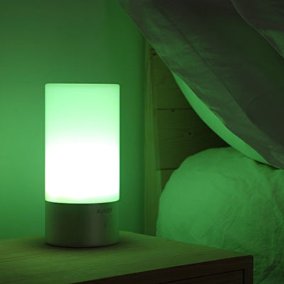 AUKEY Table Lamp for Bedrooms