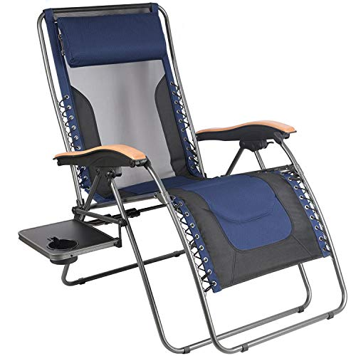 Oversized Mesh Back Zero Gravity Recliner Chairs