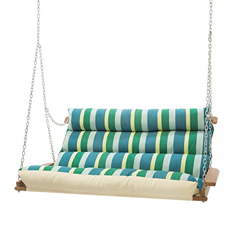 Hatteras Hammocks Sunbrella Deluxe Cushion Swing