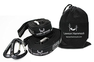 Lawson Hammock Blue Ridge Camping Hammock with Strap Set