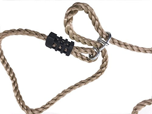 2PC Heavy Duty Length Adjustable Nylon Rope Express Setup Hanging Tree Straps