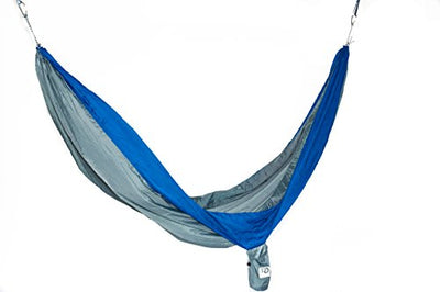 Twisted Root Hammock Twisted Double Hammock: Blue