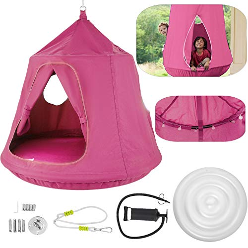 OrangeA Hanging Tree Tent for Kids