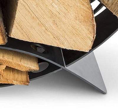 Nest & Nook Fireplace Wood Holder