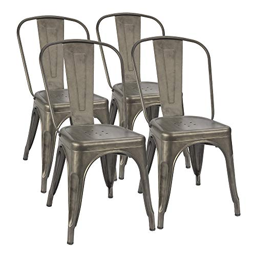 Furmax Metal Patio Chair