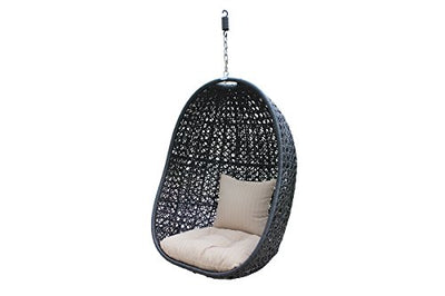 Nimbus Hanging Wicker Egg Chair