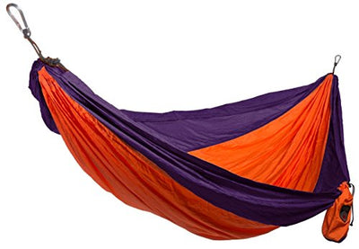 Double Hammock with Carabiners