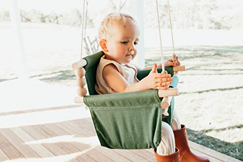 Indoor Toddler Swing - Hanging Swings for Toddlers