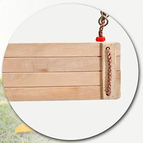 Tree Swing, Can Hang Wooden Swing for Kids