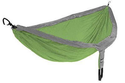 ENO - Eagles Nest Outfitters DoubleNest Lightweight Camping Hammock, 1 to 2 Person, Special Edition Colors, LNT