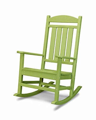 Presidential Rocking Chair: Lime