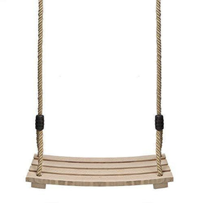 Wood Tree Swing Seat for Indoor & Outdoor