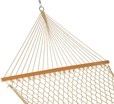 Cotton Rope Hammock by Amazon