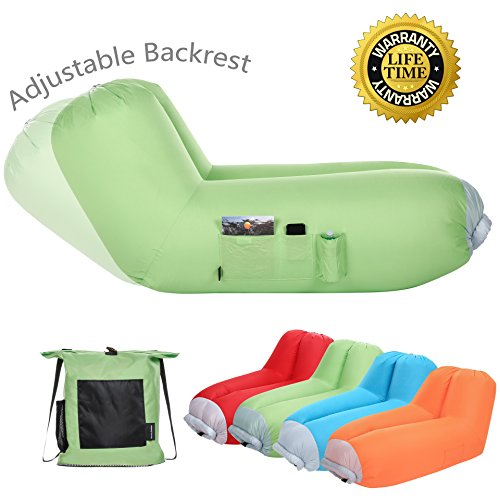 Inflatable air Lounger Upgrade