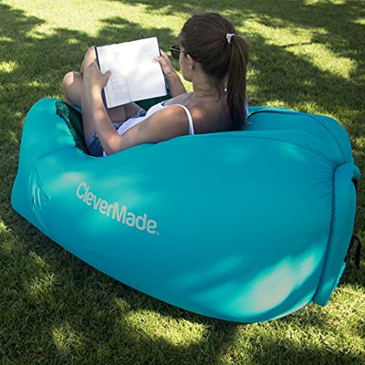 CleverMade Inflatable Lounger Air Chair