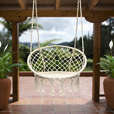Hammock Chair Macrame Swing By Sorbus Hammocks Hammock Town