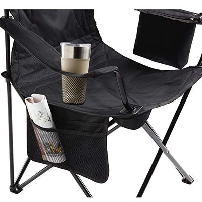 Coleman Camping Chair with 4 Can Cooler