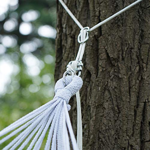 13 FT Tree Swing Hammock Hangings Safer Nylon Rope