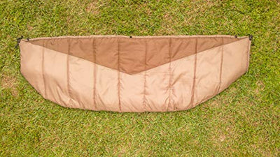Go Outfitters The Adventure Under Quilt, Hammock Camping Insulation (Coyote Brown)