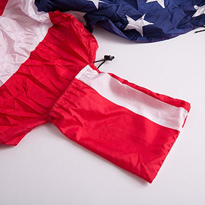 America Flag Double Camping Hammock