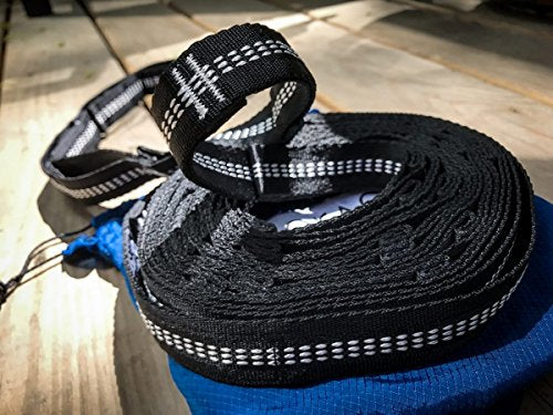 40ft Hammock Tree Straps