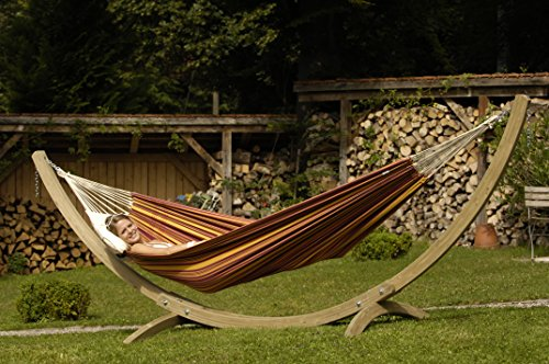 Olymp Wooden Hammock Stand: Byer of Maine