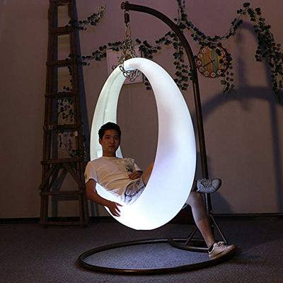 Led Luminous Swing Chair