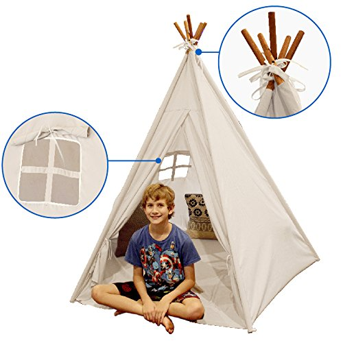 Indoor Teepee Tent For Kids