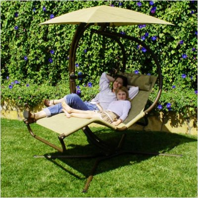 Sunset Swings 421L Two-Person Lounge Swing
