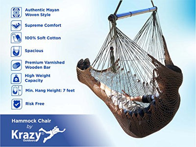 Mayan Hammock Chair | Krazy Outdoors