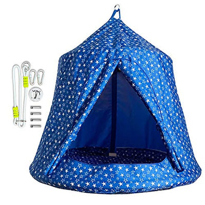 JumpTastic Hanging Tree Tent for Kids