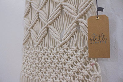 Boho Macrame Hanging Wall Decor