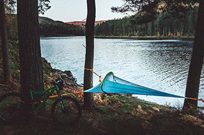 Una 1 Person Tree Tent by Tentsile: Forest Green