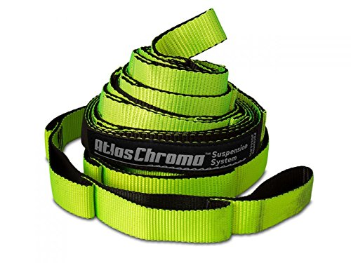 Atlas Chroma Hammock Suspension System [11oz, 9' straps]